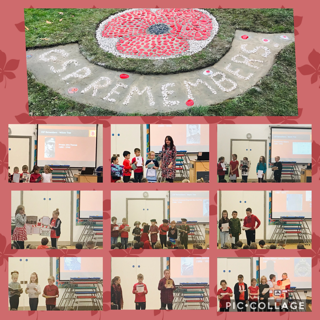 Remembrance collage